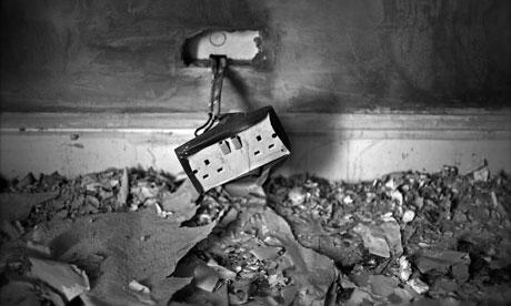 David Sillitoe's photographic narrative