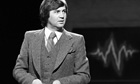 Melvyn Bragg in south bank show