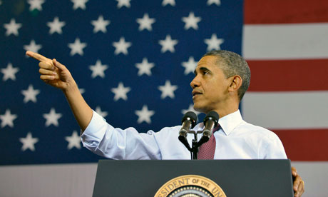 Barack Obama urged to                                               shift US stance