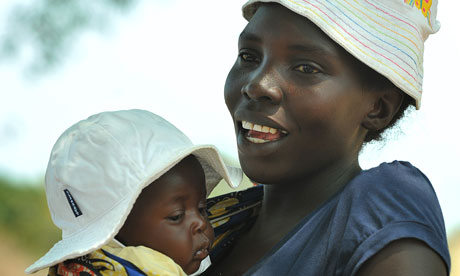 Priscilla Choma from Chamasoko village in Chibombo distric, Zambia