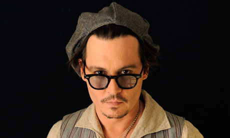 Johnny Depp, October 2011