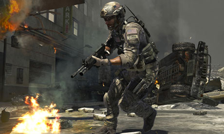 Call of Duty: Modern Warfare 3 was a retail blockbuster video game of 2011.