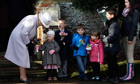 A diamond jubliee on a tight budget is planned by local authorities for the Queen