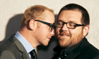 Simon Pegg and Nick Frost: