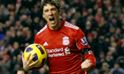 Fernando Torres, late of Liverpool