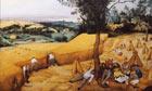 The Harvesters (1565) by Pieter Bruegel the Elder