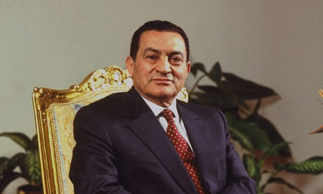 Husni Mubarak