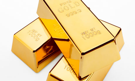 old gold like this – and now there's Fairtrade certified gold