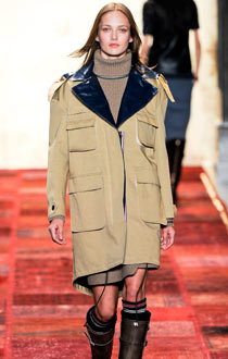 The Tommy Hilfiger show at New York fashion week