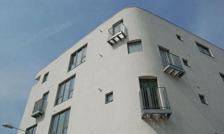 block flats