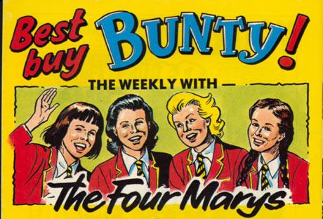 marys bunty