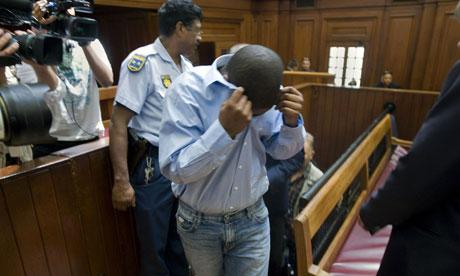 Zola Tongo leaves dock after Dewani case sentence