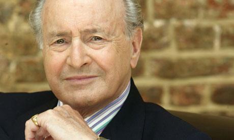 David Jacobs BBC Radio 2 presenter