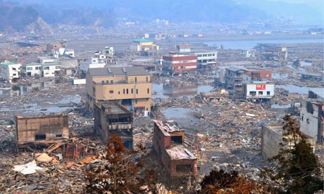 japan earthquake 2011 damage. 1 The Japanese earthquake and