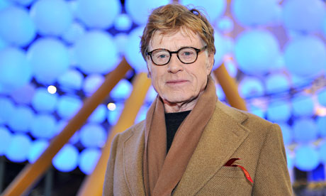 Robert Redford at the O2 Arena