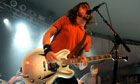 Foo Fighters plan tour of fans' garages