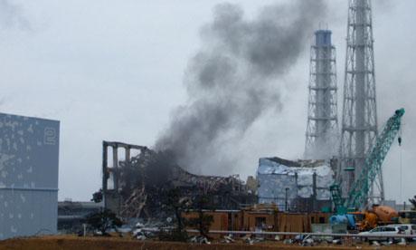 Massive Hydrovolcanic Explosion Inevitable at Fukushima The Fukushima nuclear pla 007