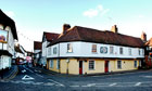 Sandwich, Kent, timber-framed buildings