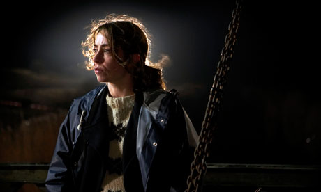 Mesmerising: Sofie Gråbøl as Sarah Lund in The Killing. Photograph