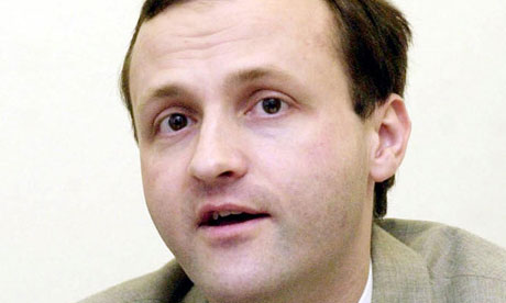 Work and Pensions Secretary Steve Webb