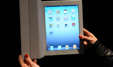 Launch of iPad2