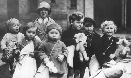 Children Evacuees in World War 2