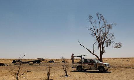 Eastern Libya Continues Fight Against Gaddafi Forces