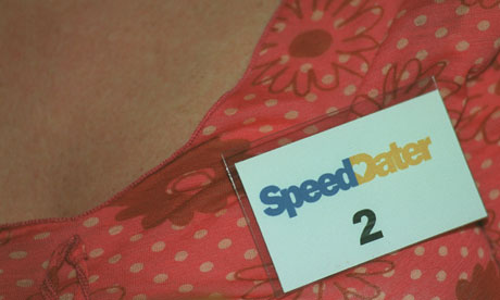speed dater