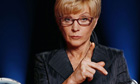 Anne Robinson on the Weakest Link
