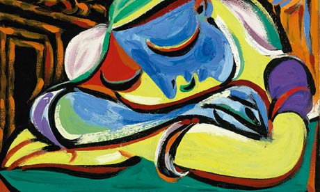 Paintings: Picasso - David and Adri's Art Website