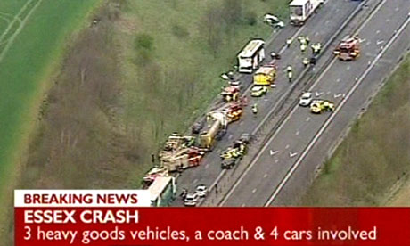 National Association  Stock  Auto Racing Crash on Airport Car Crash   Best Airport Car Hire