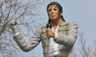 Fulham's awful Michael Jackson statue is very Al Fayed