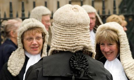 Female Judges