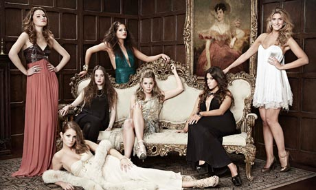 Madeinchelsea on The Girls From E4 S New Series Made In Chelsea