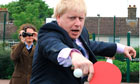 Boris Johnson Olympic Games tickets