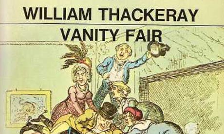 book review vanity fair william thackeray