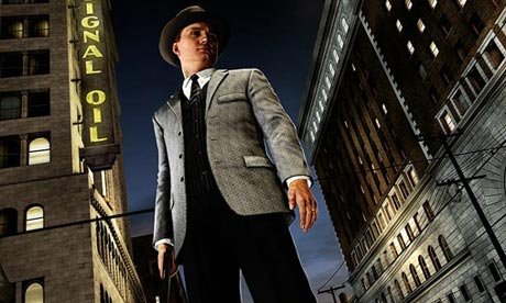 LA Noire . . . thrillingly different  via The Guardian