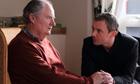 Jim Broadbent with John Simm in Exile
