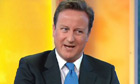 David Cameron on Daybreak