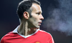 Ryan Giggs, whose name was mentioned in parliament over injunction