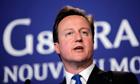 David Cameron at G*