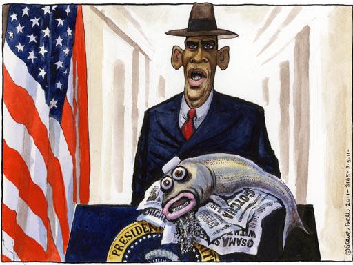 03.05.11: Steve Bell cartoon