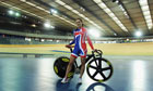 Olympic gold medalist Victoria Pendleton will be racing in the Velodrome