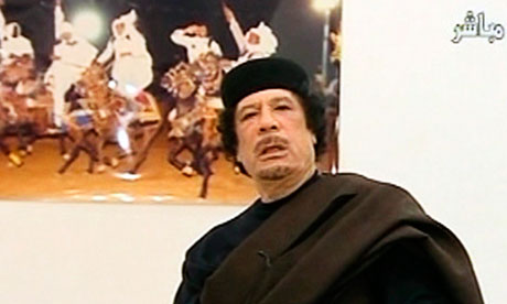 bin laden and gaddafi. in Laden death photo