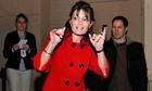 Sarah Palin Launches Book Tour For Her Memoir,
