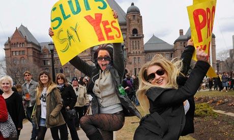 SlutWalking Demonstrations