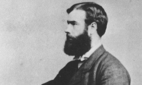 Francis Kilvert, circa 1875. Francis Kilvert, circa 1875.
