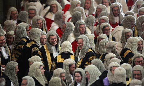 Judges mark start of legal year