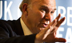 Vince Cable refuses carbon emissions targets