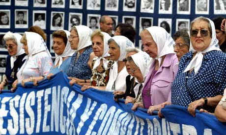 Scandal hits Argentinas mothers of the disappeared (Photo courtesy of The Guardian).